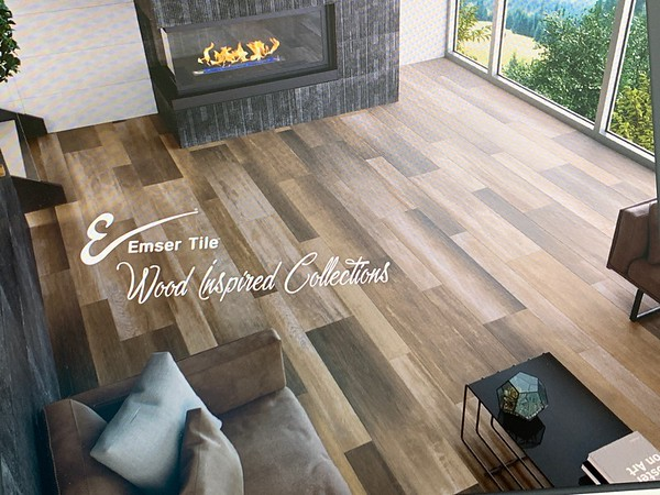 Tile and Wood Design