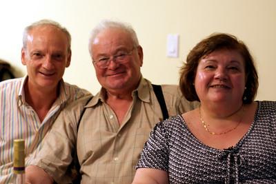 Marchello Visits - Aug 2009