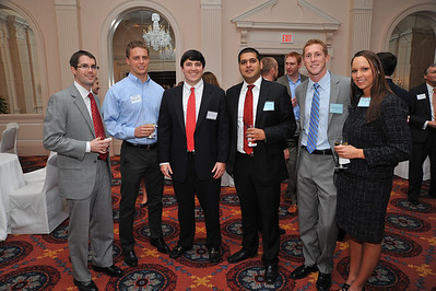 2012 Cocktails & Conversation at the Capital City Club