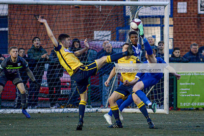 Sutton Coldfield Town FC 2 v 3 Frickley Athletic FC