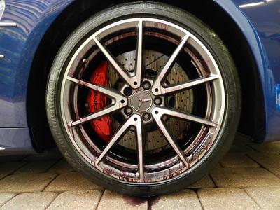 2017 Mercedes SL63