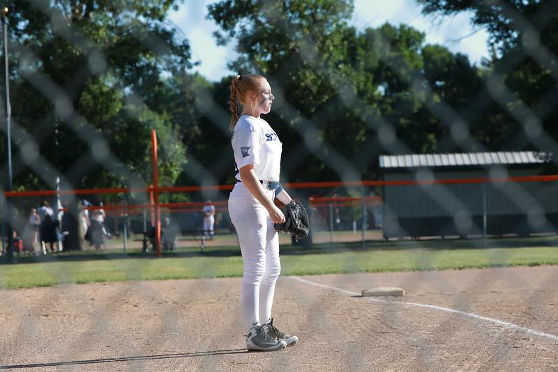 Layla's softball tourney
