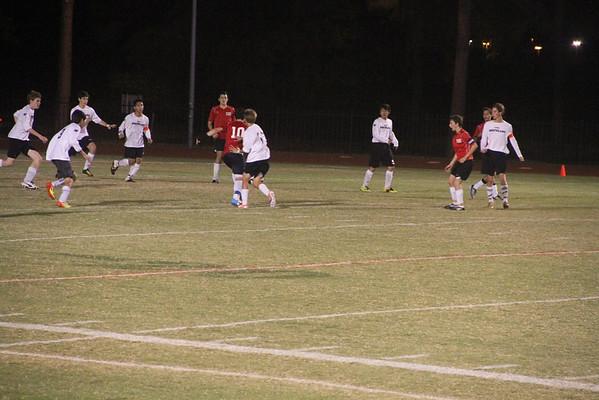 2012-13 Varsity Soccer