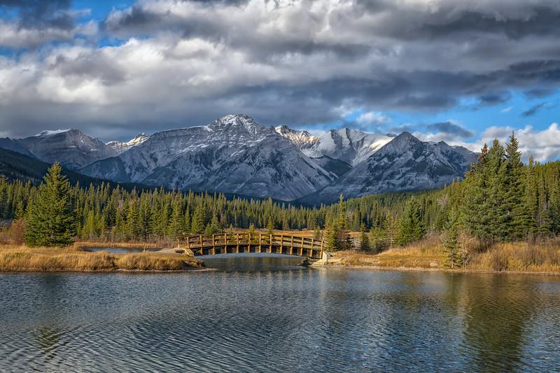 Cascade Pond Bridge