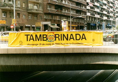 TAMBORINADA 1989