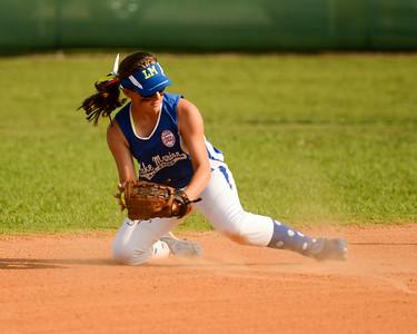 Lake Marion Little Girls Allstar Softball 2014
