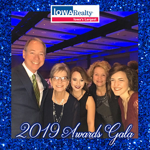 Iowa Realty 2019 Awards Gala