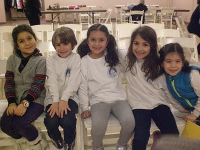 St. Vartan Armenian School, New York City, April, 2013