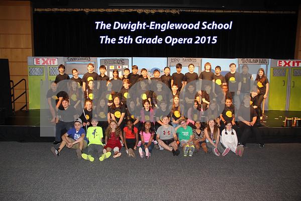 5th Grade Opera 2015