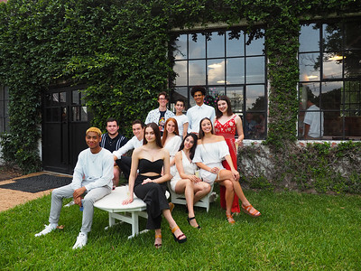 HSPVA Graduation Party