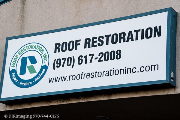 Loveland Chamber - Roof Restoration, Inc. - Ribbon Cutting 11/04/2018