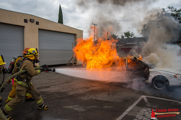 Fire Service Day 2018