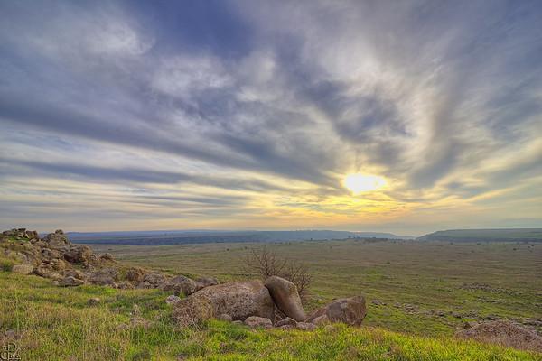 שמורת גמלא - ישראל - Galma Nature Reserve - Israel