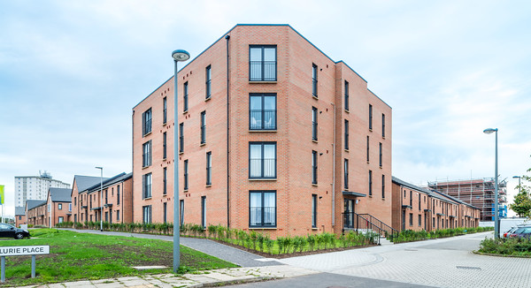 Barratt Homes - Greenacres external photography