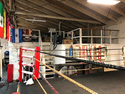BOXING GYM SOUTH CENTRAL