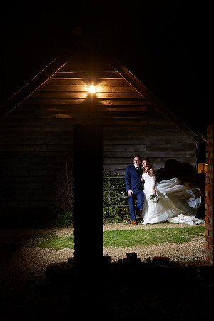 Lucy & Thomas - Priors Tithe Barn