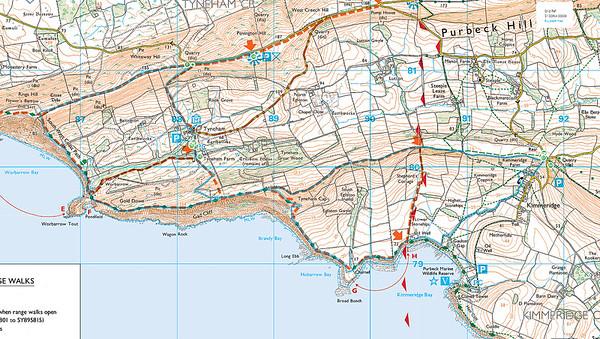 10.2 miles from Povington Hill 29 November 2015