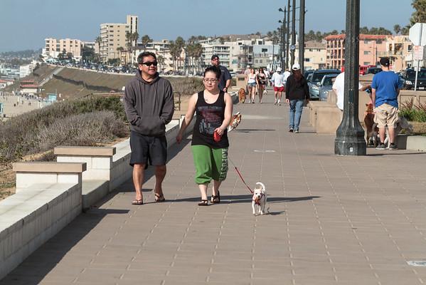 Redondo Beach, 2/16/2014