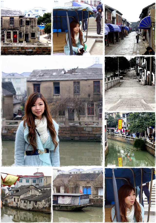 The Canals and Life of Tongli