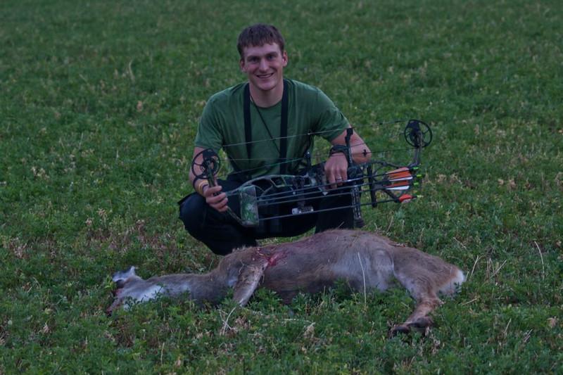 Second archery deer