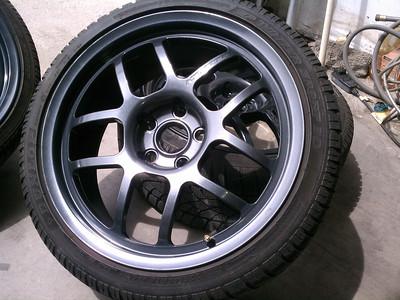 2008 MkV R32 1784 / 5000 after