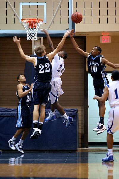 22-Jan-2011 vs Elkins