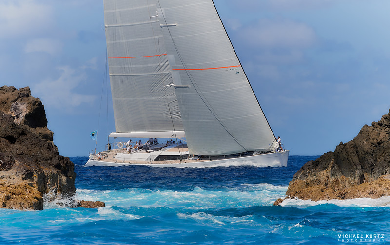 St Barth Bucket 2018, Saint Barthélemy, France