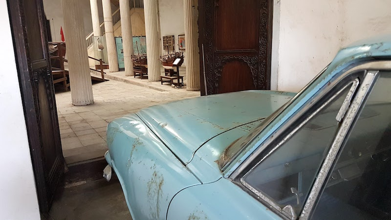 Worst Museum in the World - the car