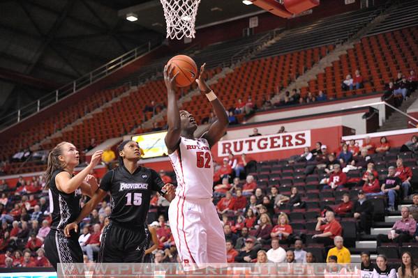Providence at Rutgers 1/16/2013
