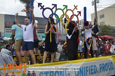 River City Pride Parade - 9.30.17