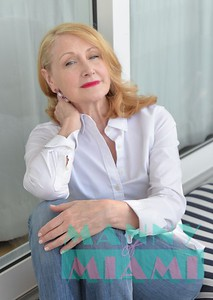 3-4-19 - MIFF19 Photo Shoot with Patricia Clarkson