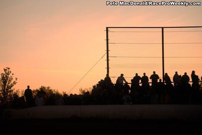 Pete MacDonald - Brewerton Speedway Hurricane 100 10/6/11