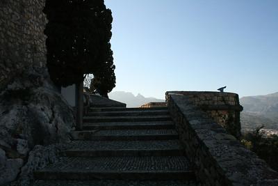 Monte Pego, Spain - January 2008