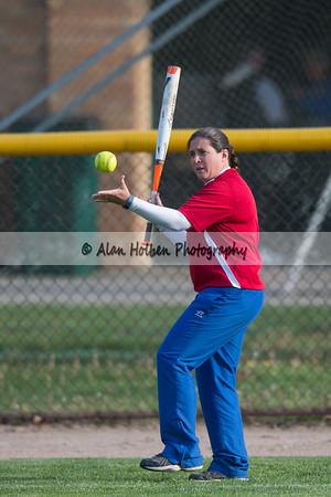Varsity Softball - Grand Ledge vs Mason