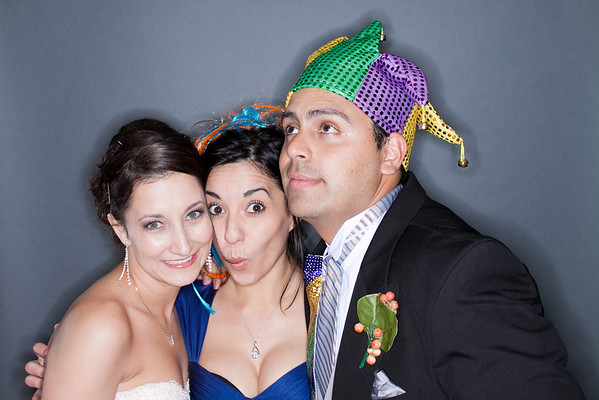 Lisa & Santi's Wedding