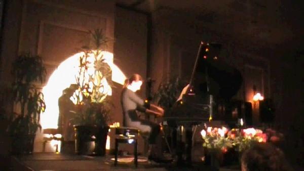 ФРАГМЕНТЫ из КОНЦЕРТА Светланы Пикус . Город San Diego , California , USA. 30 мая 2009 года.  Часть 2 .