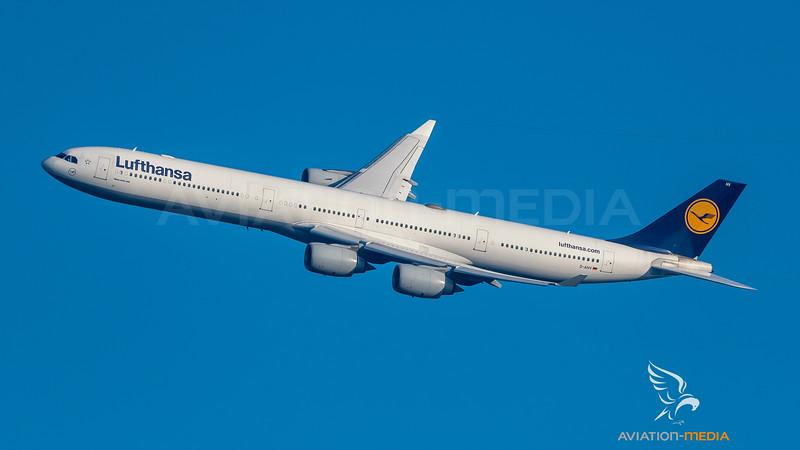 Lufthansa / Airbus A340-642 / D-AIHY