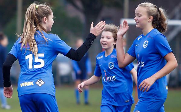 20181027 - KRC Genk Ladies U13 -  Schoonbeek Beverst