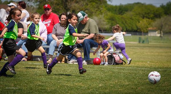 20130413 Soccer U6 Girls Soccer Kats