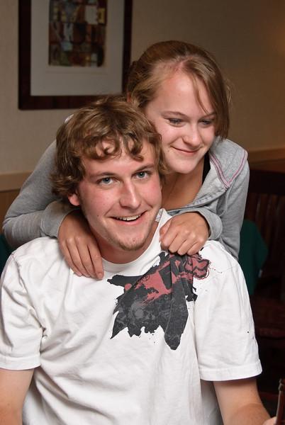 Heather and Garrett