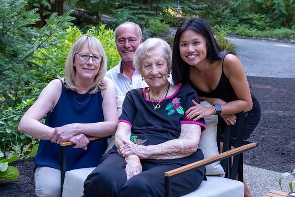 Fran & Family