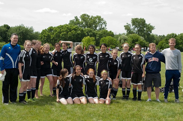 Downers Grove Road Runners Soccer