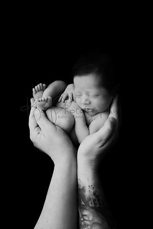 Sharna Swaby Newborn Shoot