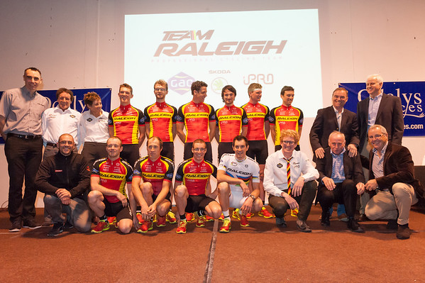 TEAM RALEIGH TRAINING CAMP FRANCE FEBRUARY 2014