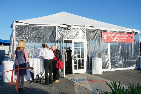 092317 Sausalito Yacht Club 75th Anniversary