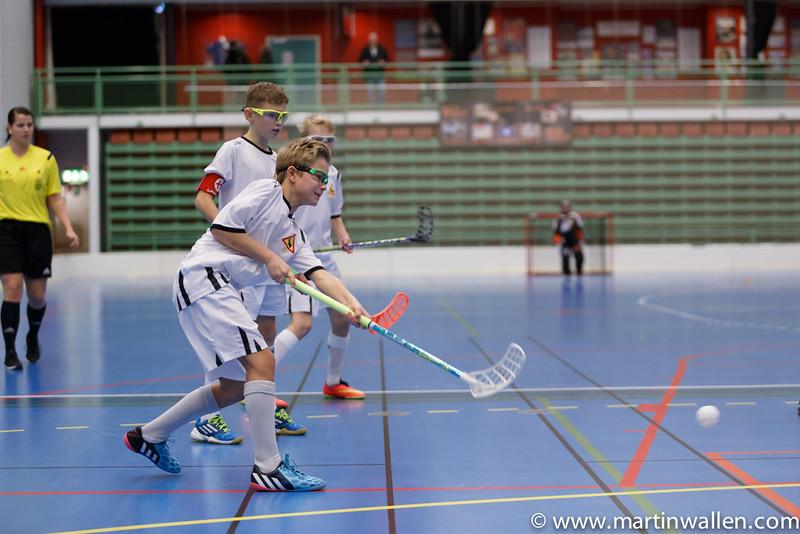Filip Anvin #3 Mål! Floda IBK vs IBK Lockerud, Coop Forum Cup 2015.