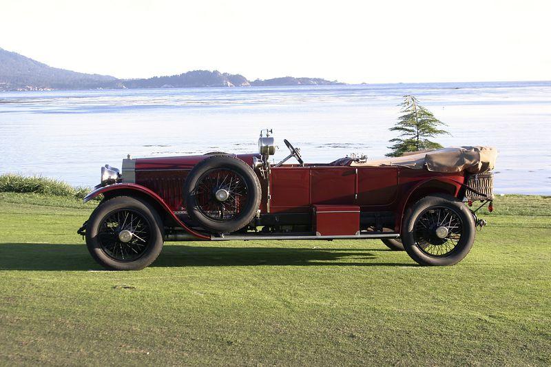 Rolls-Royce - Silver Ghost