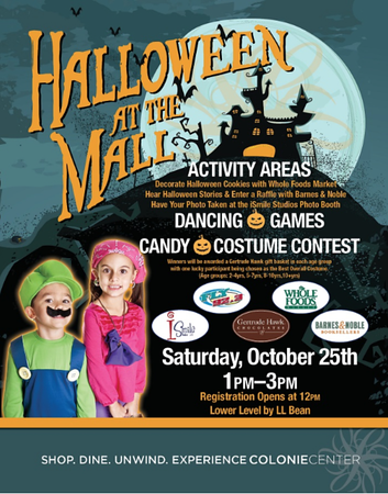 Halloween at the Mall 2014