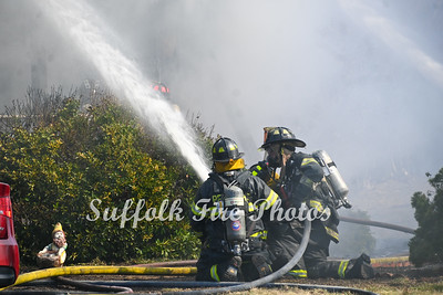 House Fire - Corbin Ave, East Patchouge, NY - 3/13/21