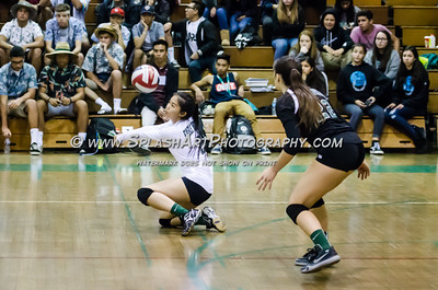 2015 Volleyball Eagle Rock vs South East 12Nov2015